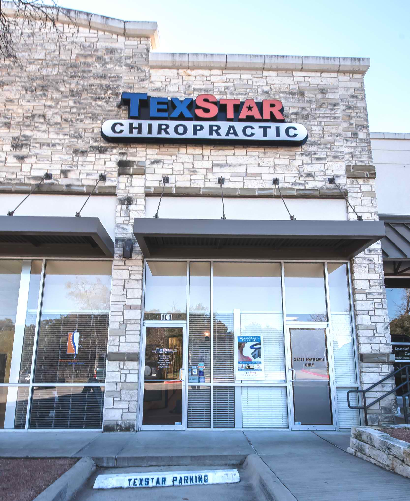 TexStar Chiropractic Clinic