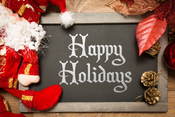 Happy Holidays from TexStar Chiropractic