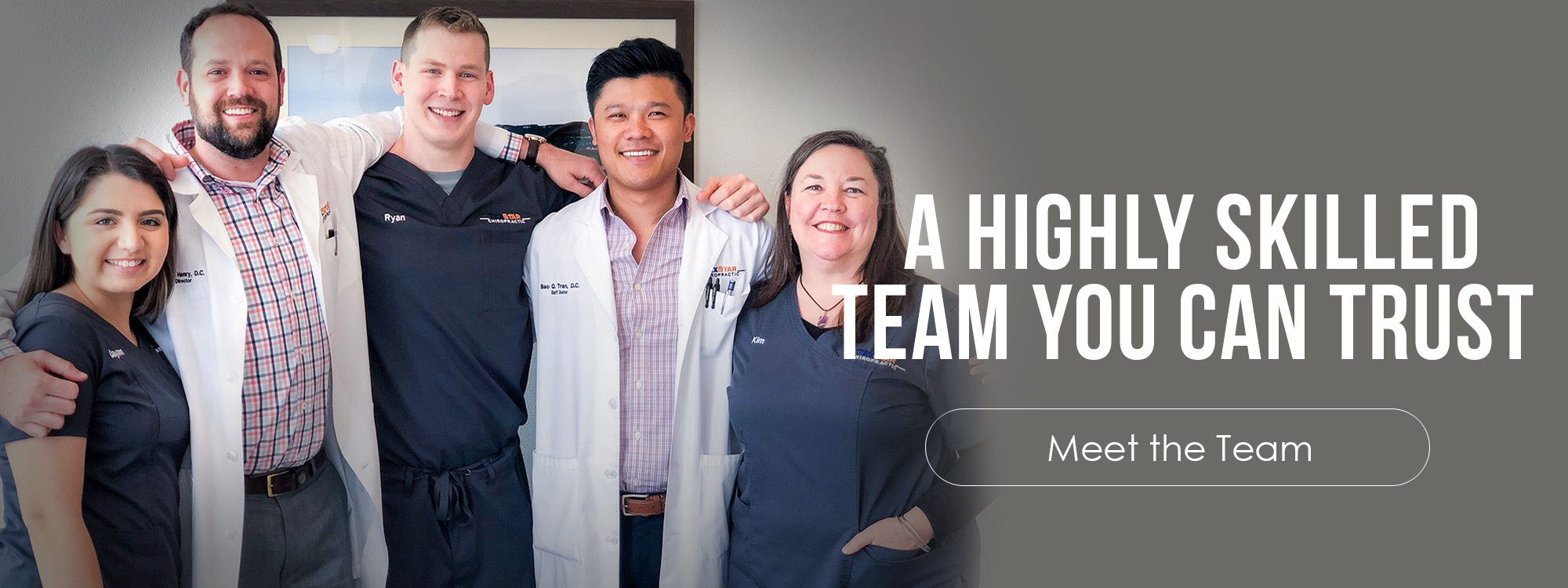 TexStar Chiropractic - Meet the Team