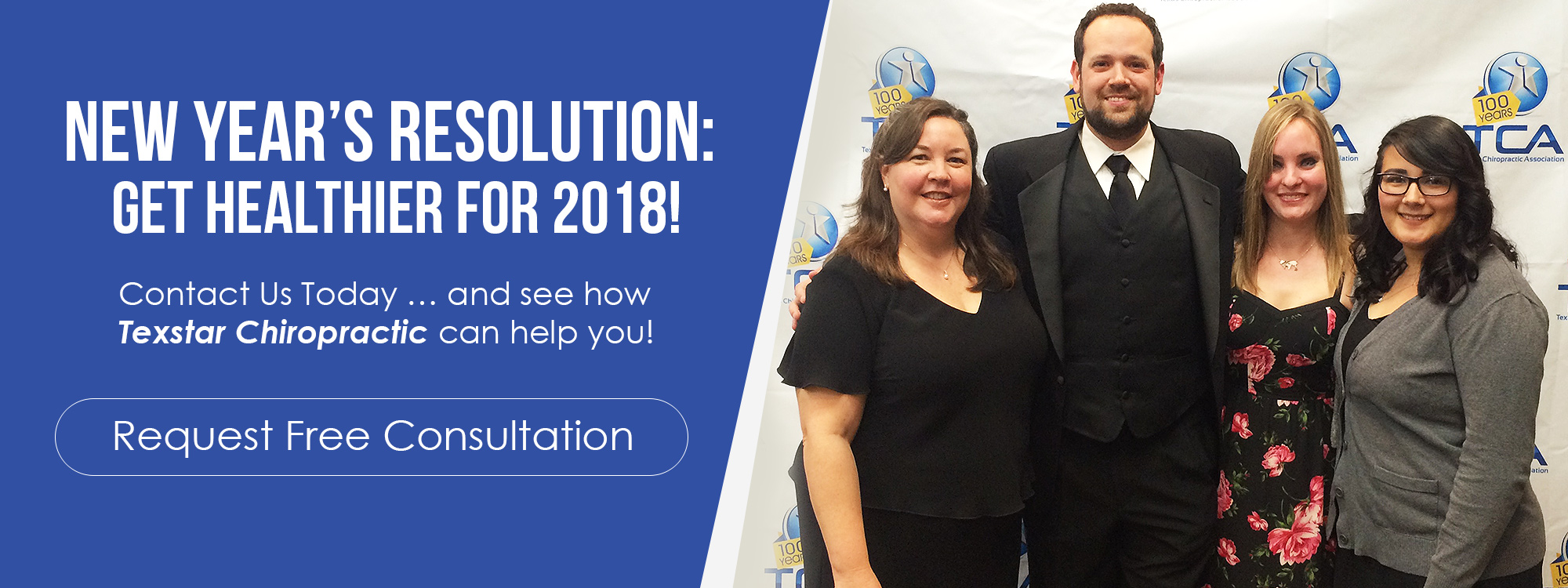 New Year's Resolution: Get Healthier for 2018 - Request a Consultation