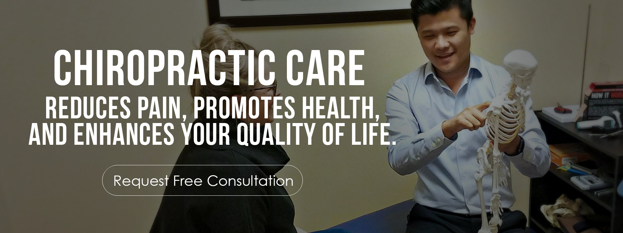 TexStar Chiropractic - Request a Consultation