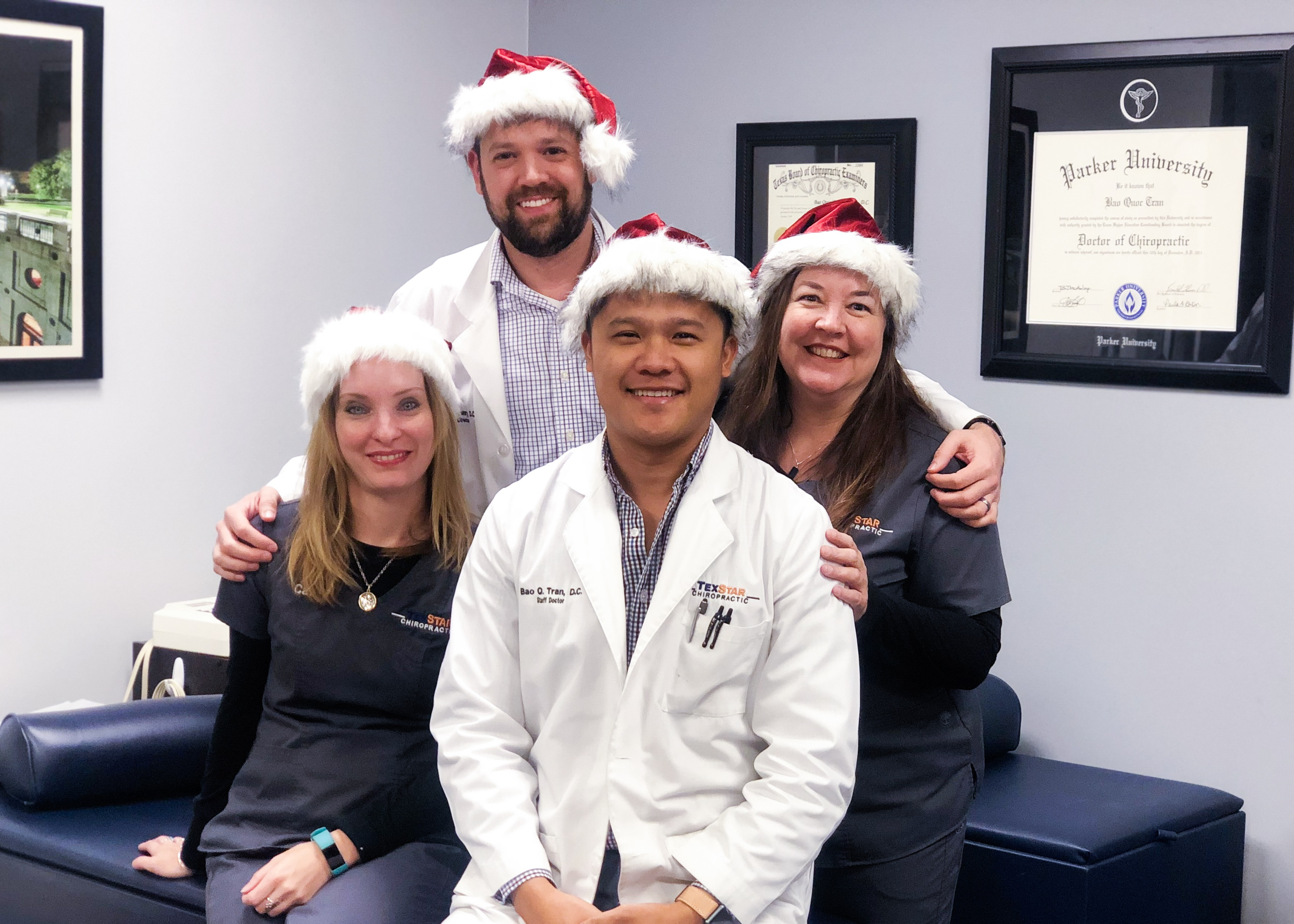 Textstar Chiropractic in Austin, TX TexStar Blog Holiday Message
